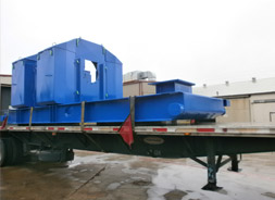 Oilfield Draw Works Skid Ready for Shipment
