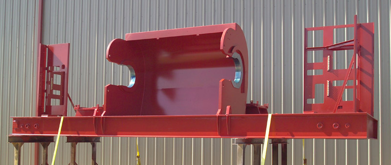 Quick Turn Manufacturing of Draw Works Skids - Irving, Texas