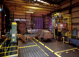 Signal Metal Large Machining Facility